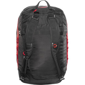 Mammut Cargon Bag 140l, black-fire
